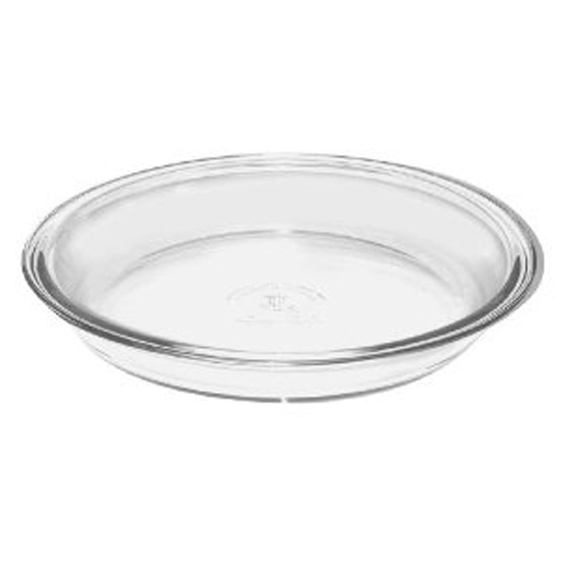 Anchor Hocking Fire King 9 Inch Glass Pie Pan