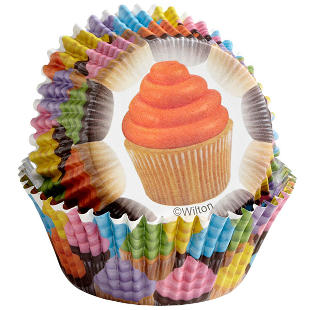 Wilton Cupcakes ColorCups Standard Baking Cups 36 Ct.