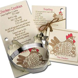 Ann Clark Chicken Cookie Cutter