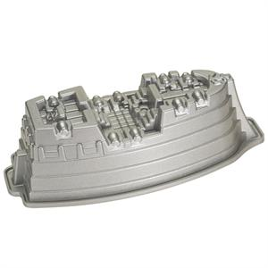 Nordic Ware Platinum Pirate Ship Cake Pan