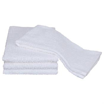 Now Designs Set of 6 Bar Mop Cloths, White