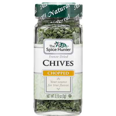Spice Hunter Freeze Dried Chives .13 oz