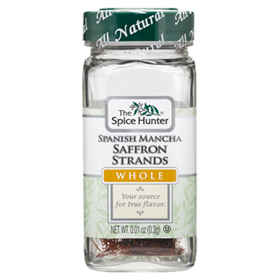 Spice Hunter Saffron Strands .01 oz.