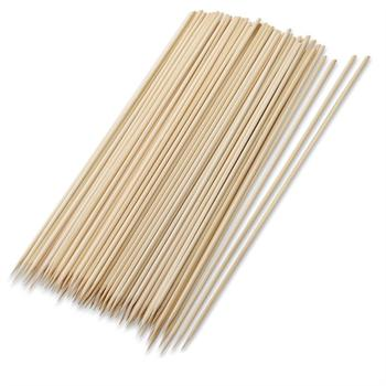 Harold Imports 10-Inch Wooden Bamboo Skewers, 100 Count