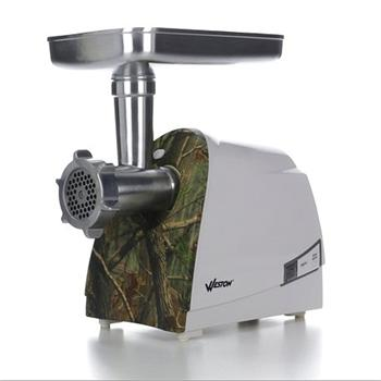 Realtree Outfitters Electric Meat Grinder & Sausage Stuffer