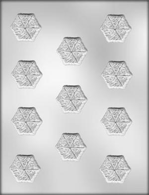 CK Products Celtic Knot Snowflake Chocolate Mold