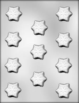 CK Products Snowflake Mint Chocolate Mold