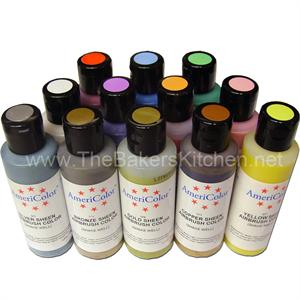 AmeriColor AmeriMist  SHEEN Airbrush Color 4.5 oz Jar