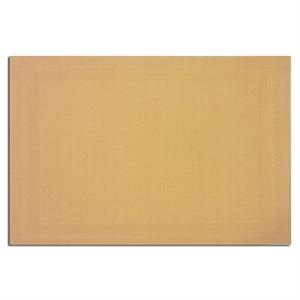 Pacific Merchants 17-in x 12-in Woven Placemat, Beige