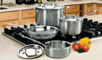 Cuisinart Multi-Clad Pro 7-pc. Cookware Set