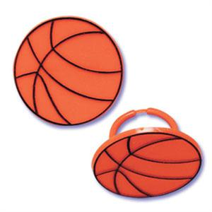 Bakery Crafts Basketball Rings