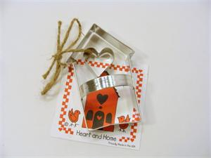 Ann Clark Heart & Home Cookie Cutter