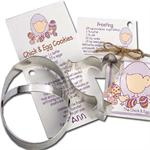 Ann Clark Chick & Egg Cookie Cutter