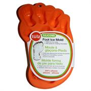 Tulz Silicone Foot Shape Ice Mold