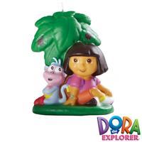Wilton Dora The Explorer Birthday Candle