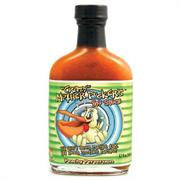 Crazy Mother Pucker's Peachy Perversion Hot Sauce, 5.7 Ounce