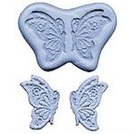CK Products 2-1/4 Inch Butterfly Silicone Mold