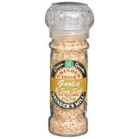 Dean Jacobs Garlic & Sea Salt, 2.5-Ounce Grinder Jar