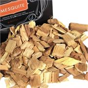 Outset F703, Mesquite Wood Smoking Chips (150 cu. in.)