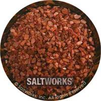 Salt Works Alaea Hawaiian Coarse Sea Salt, 7.5 oz