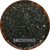 Salt Works Hiwa Kai Black Hawaiian Sea Salt, 7 oz