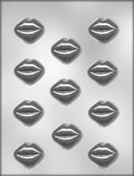 CK Products Kissing Lips Chocolate Pieces Mold