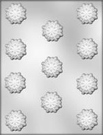 CK Products 1in Snowflake Chocolate Mold