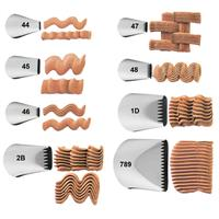 Wilton Basketweave Decorating Tips (sold Individually)