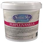 Satin Ice Purple Rolled Fondant 5 lb