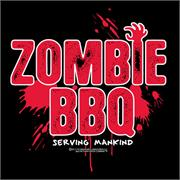 Funny Apron Company Zombie BBQ Adult Apron