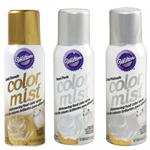 Wilton Metallic Color Mist Food Spray