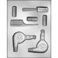 Hair Stylist Assortment Chocolate Mold