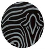 TBK Zebra Print Transfer Sheet