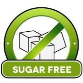Guaranteed Sugar Free