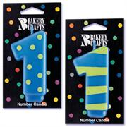 TBK Novelty And Number Candles